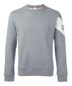 Moncler Gamme Bleu | Contrast Stripe Sweatshirt