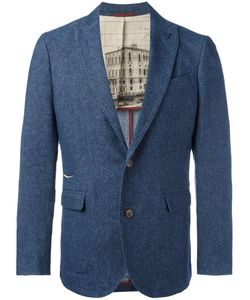 Al Duca D'Aosta | 1902 Single-Breasted Suit Jacket 52