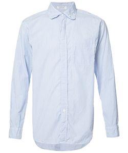 Engineered Garments | Longsleeve Clpinstripe Shirt Size Xl