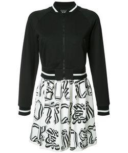Boutique Moschino | Bomber Jacket Mini Dress Size 36