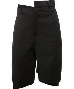 Moohong | Asymmetric Tailored Shorts Size 48