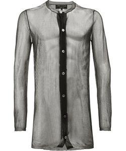 Comme Des Garçons Homme Plus | Net Shirt