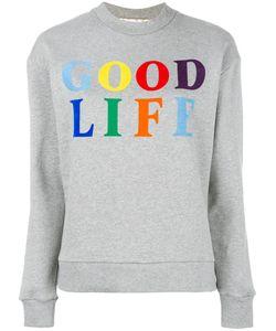 Être Cécile | Good Life Sweatshirt Large Cotton