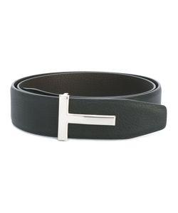 Tom Ford   T Shaped Buckle Belt