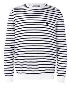 Carhartt   Striped Sweatshirt L