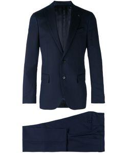 Lardini | Notched Lapel Suit Size 46
