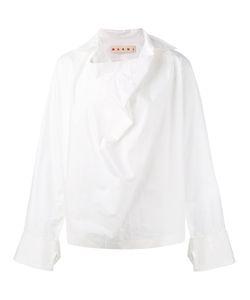 Marni | Cowl Neck Blouse Size 38