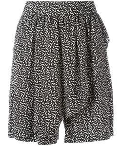 Steffen Schraut | Geometric Print Shorts 34 Viscose
