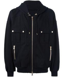 Balmain   Hooded Jacket Xs