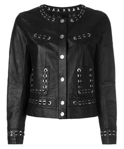 Sylvie Schimmel | Studded Trim Jacket