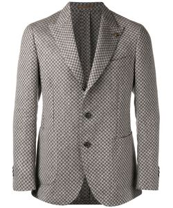 Gabriele Pasini | Checked Pattern Blazer