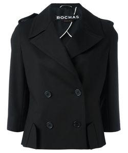 Rochas | Double Breasted Blazer