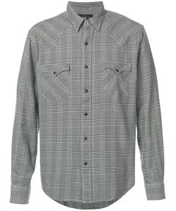 Rrl   Checked Shirt Xl