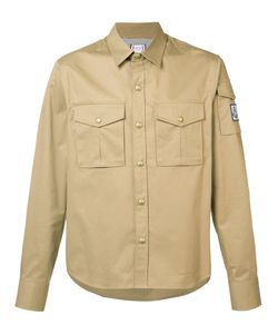 Moncler Gamme Bleu | Chest Pockets Shirt 3 Cotton