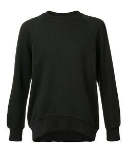 En Noir | Crew Neck Sweatshirt Small Cotton/Cashmere/Supima Cotton