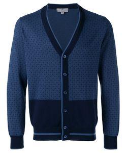 Canali | Patterned Cardigan Size 54