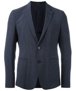Emporio Armani | Checked Blazer Size 54