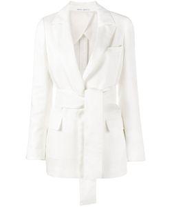 Barbara Casasola | Long Belted Jacket