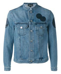 Emporio Armani | Patch Denim Jacket Size Xl