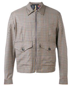 Paul Smith | Checked Bomber Jacket
