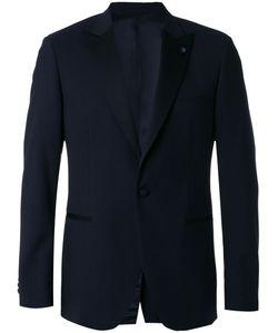 Lardini | Pointed Lapels Suit Jacket Size 46