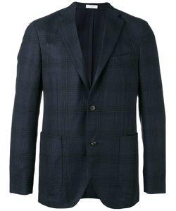 Boglioli | Checked Blazer 50