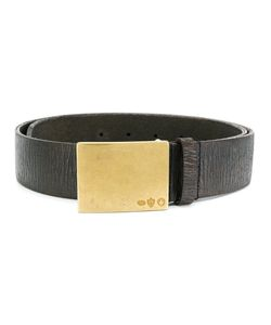 Dsquared2   Embossed Plaque Belt 95