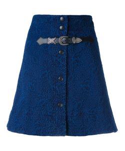 Sonia Rykiel | Buttoned A-Line Skirt