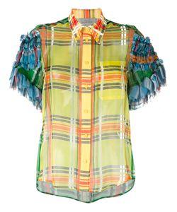 Preen by Thornton Bregazzi | Checked Panel Shirt