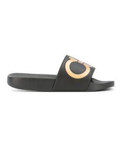Salvatore Ferragamo | Logo Slider Sandals