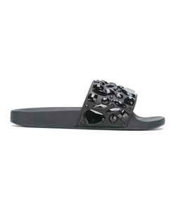 Marc Jacobs | Embellished Sliders 38