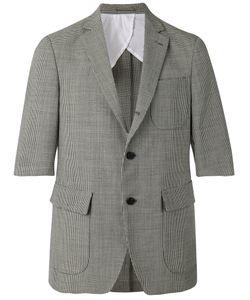 Lardini | Short-Sleeve Blazer Size