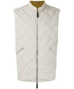 Canali | Quilted Vest Size 54
