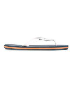 Hackett | Contrast Stripe Flip-Flops Size 43