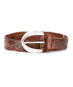 Orciani | Engraved Belt 85
