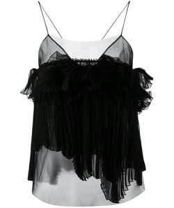Rochas | Pleated Cami 42