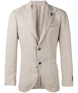 Lardini | Two-Button Suit Size 50