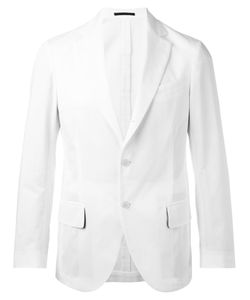 Mp Massimo Piombo | Unconstructed Single-Breasted Blazer Size 50