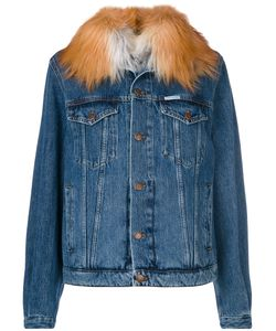 Forte Couture | Le Bonrex Denim Jacket Cotton/Rabbit