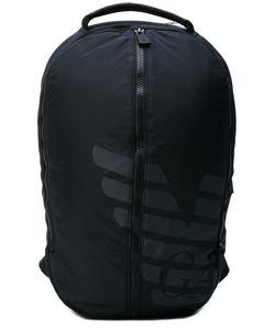 Emporio Armani | Central Zip Backpack Men