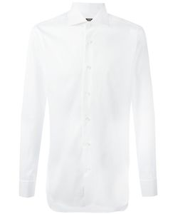 Barba | Button-Up Shirt 39 Cotton