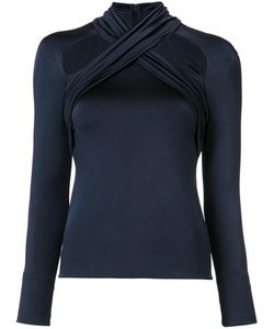 Cushnie Et Ochs | Fitted Cut-Out Detail Top