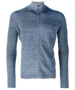 Corneliani | Zip-Up Knitted Sweater Size 56