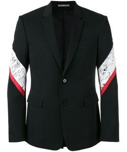 Dior Homme | Striped Panel Blazer Size 52