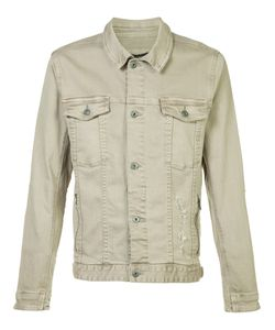 Zanerobe   Greaser Denim Jacket Size Medium