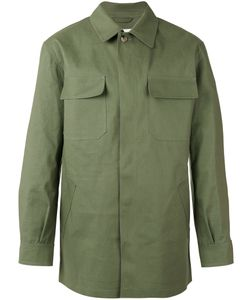 Mackintosh | Patch Pocket Over Shirt