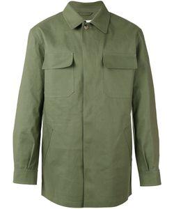 Mackintosh | Patch Pocket Over Shirt