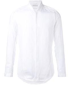 Abasi Rosborough   Collarless Shirt L
