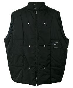 Raf Simons | Back Photo Print Vest Size