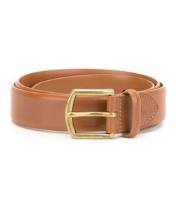Polo Ralph Lauren   Embossed Logo Belt Men